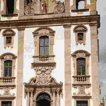Igreja de São Pedro, que fica no Patio de São Pedro, no bairro Santo Antonio - Andrea Rego Barros / Secretaria de turismo do Recife
