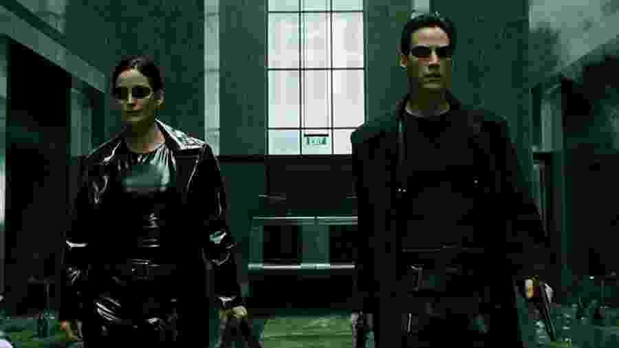 """""""Matrix 4"""" é um dos filmes atingidos pela decisão do estúdio - Divulgação/IMDb"""