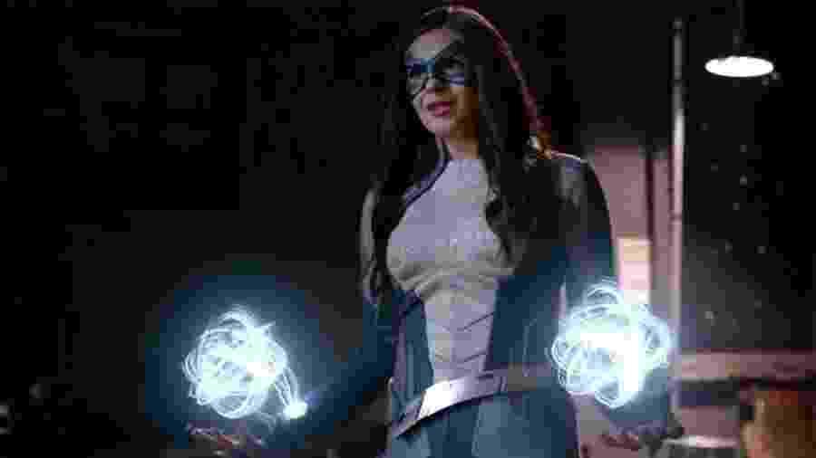 """A superheroína transgênero Dreamer, de """"Supergirl"""" - Reprodução"""