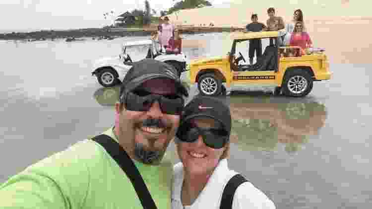 Elias Jácome e Selma Barreto, do Rio Grande do Norte - Arquivo pessoal - Arquivo pessoal
