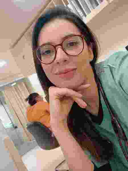 Bruna Luana Ferreira - Arquivo pessoal - Arquivo pessoal