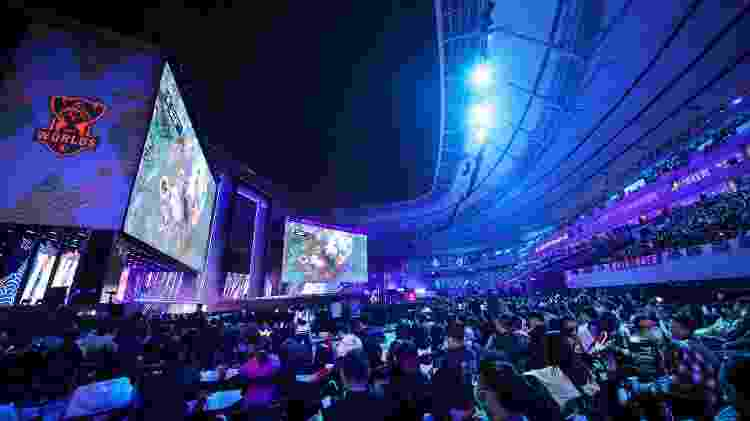 Final do Mundial de LoL 2020 - Divulgação/Riot Games - Divulgação/Riot Games