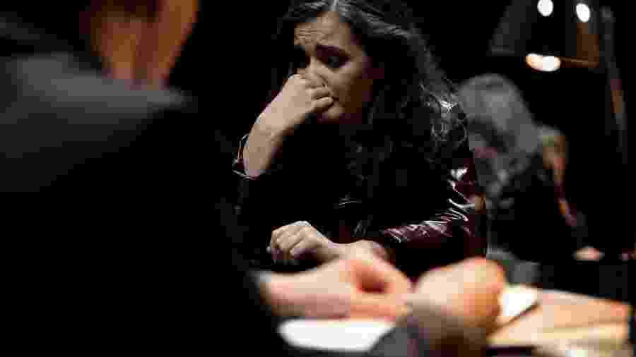 Juiz de Goiás defende aplicação de depoimento especial em casos de estupro para que mulheres não sejam revitimizadas ao narrarem o que passaram - Getty Images/iStockphoto