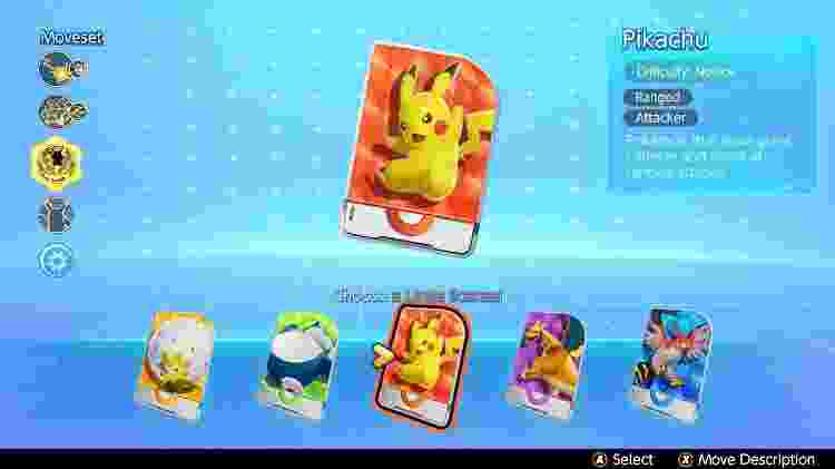 Pokémon UNITE: Pikachu - Daniel Esdras/GameHall - Daniel Esdras/GameHall