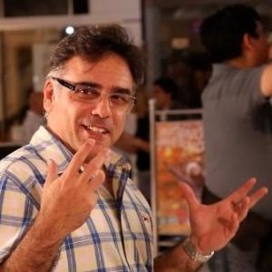 O diretor Márcio Tavolari