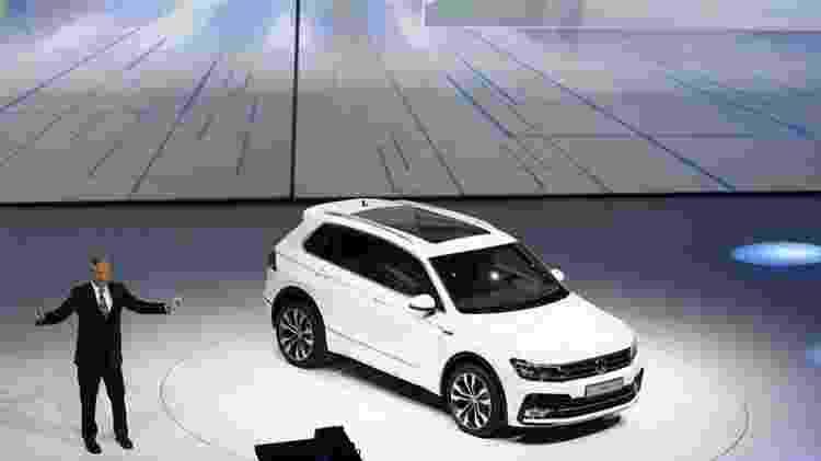 Volkswagen Tiguan 2017 - Kai Pfaffenbach/Reuters - Kai Pfaffenbach/Reuters