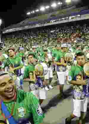 Desfiles do Grupo Especial em São Paulo acontecerão entre os dias 9 e 10/2 - Paulo Lopes/Futura Press/Estadão Conteúdo