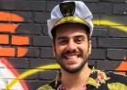 Thiago Martins canta sucesso de Anitta a agita o público do CarnaUOL Rio - Marcelo Fonseca/UOL