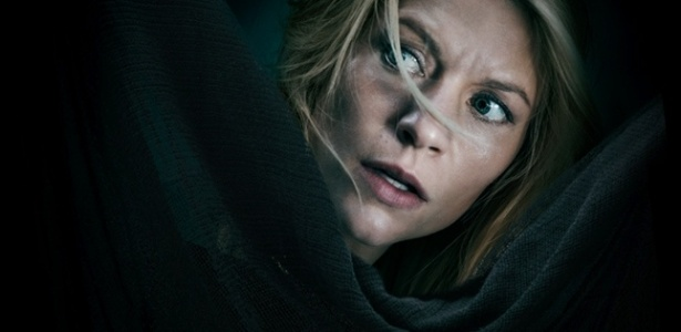 """Carrie Mathison é uma instável e determinada ex-agente da CIA em """"Homeland"""" - Divulgação"""