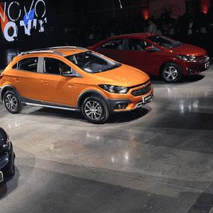 Chevrolet Onix e Prisma - Murilo Góes/UOL