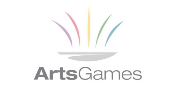 Logo da ArtsGames, que reunirá artistas em Montreal, no Canadá - Divulgação