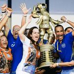 Em disputa acirrada, Acadêmicos do Tatuapé é campeão do Carnaval 2017 em SP - Alexandre Schneider/UOL