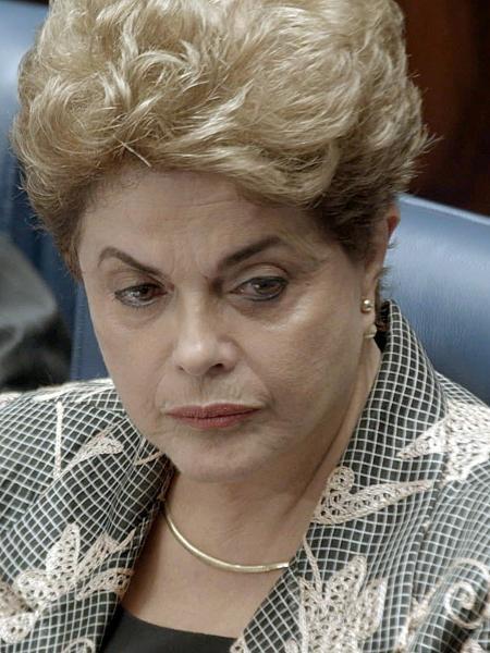 """Dilma Rousseff em cena de """"O Processo"""" - Divulgaçlão"""