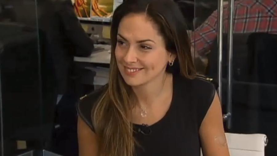 """Vivianne Brafmann deixou grupo fundado por Roberto Justus; ela venceu """"O Aprendiz"""" em 2004 - Reprodução/Record"""
