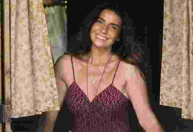 Giovanna Antonelli vive Luzia, a mocinha da novela - Globo/João Miguel Júnior