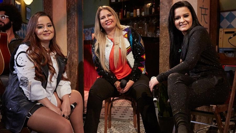 Maiara e Maraísa se juntam a Marília Mendonça na semana do Dia Internacional das Mulheres - Divulgação