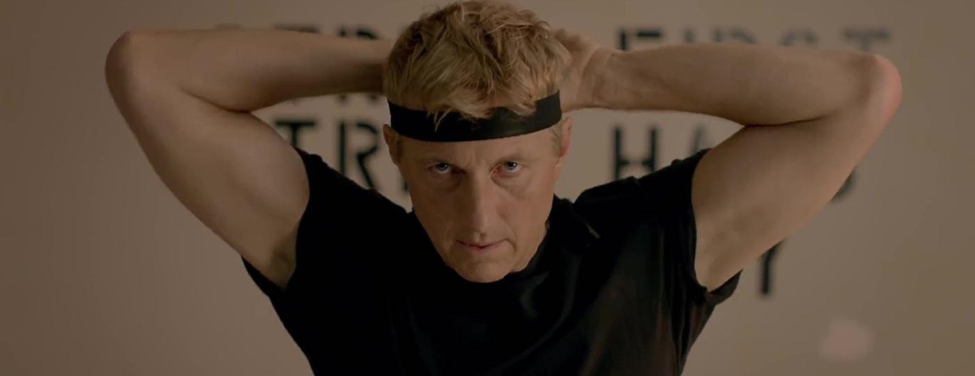 """""""Cobra Kai"""": William Zabka repete seu papel como Johnny Lawrence - Reprodução"""