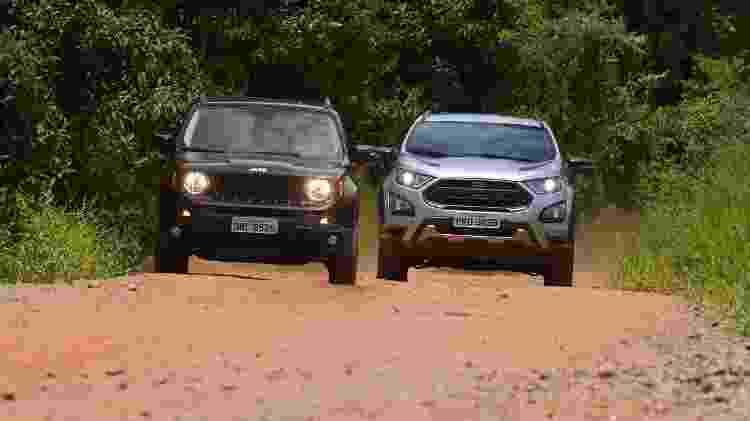 Se você não roda em vias de terra, por que ter um carro com peças pesadas e sistemas que não são usados? - Murilo Góes/UOL