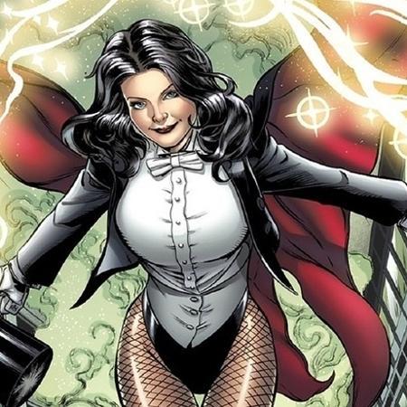 Zatanna, personagem da DC - Reprodução