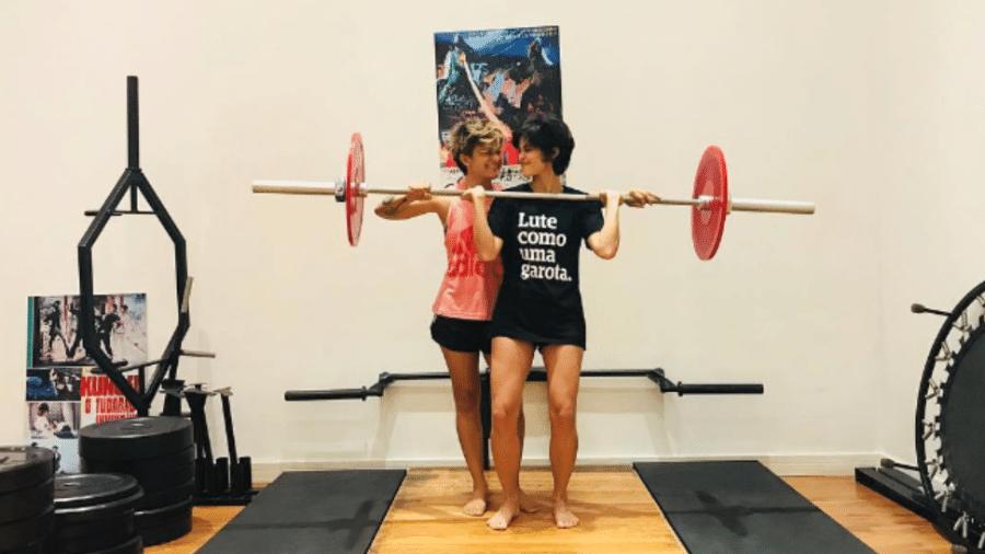Nanda Costa e Lan Lanh - Reprodução/Instagram/nandacostareal