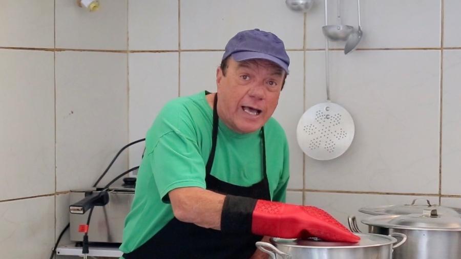 Marquinhos, ator e humorista que trabalha em pegadinhas no programa de João Kleber, na RedeTV - RedeTV
