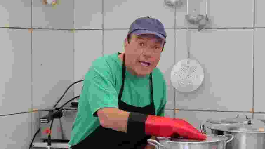Marquinhos, ator e humorista que trabalhava em pegadinhas no programa de João Kleber, na RedeTV - RedeTV
