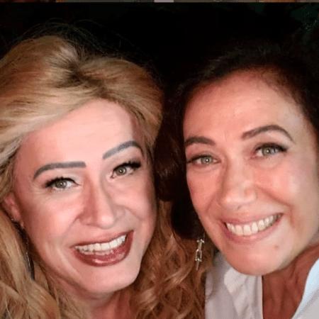 Nany People e Lilia Cabral - Reprodução/Instagram