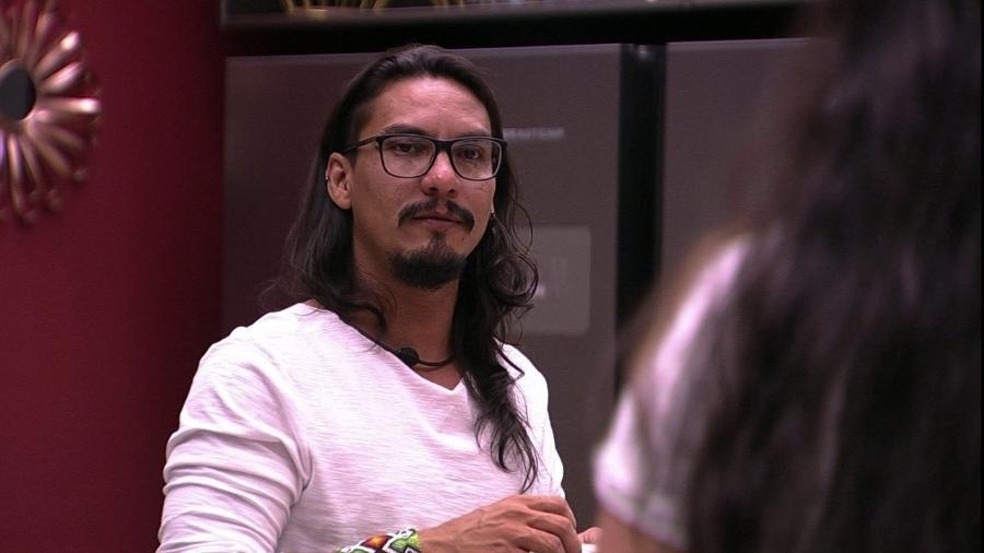 """Vanderson Brito foi desclassificado do """"BBB19""""  - TV Globo/Divulgação"""