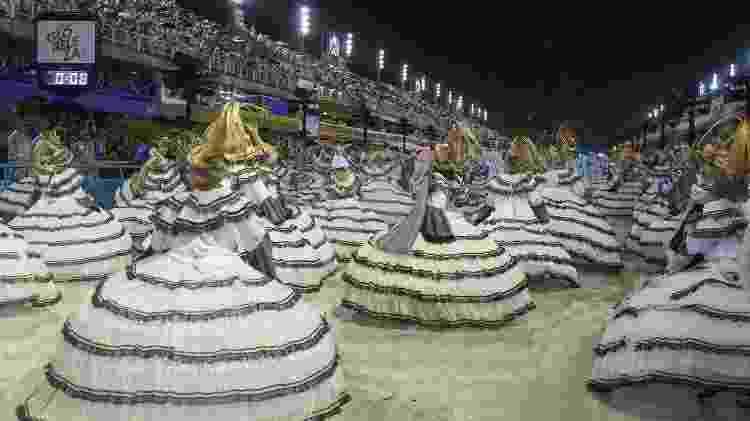 As baianas da Alegria da Zona Sul - Gilson Borba/Futura Press/Estadão Conteúdo - Gilson Borba/Futura Press/Estadão Conteúdo