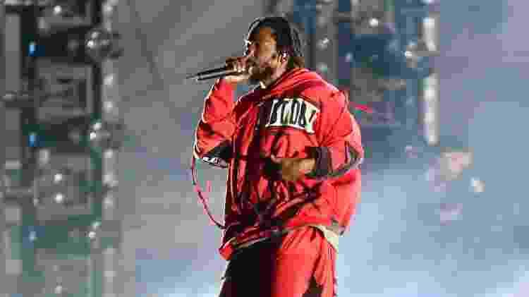 Kendrick Lamar se apresenta no Lollapalooza Brasil 2019, em São Paulo - Manuela Scarpa/Brazil News - Manuela Scarpa/Brazil News