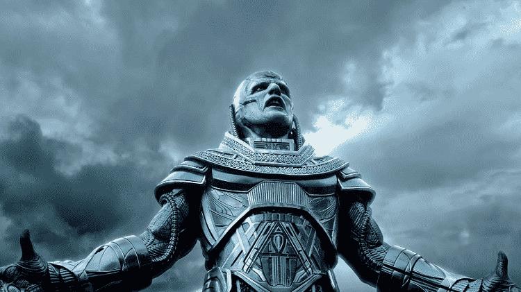 """Oscar Isaac viveu o vilão do título de """"X-Men: Apocalipse"""" (2016) - Reprodução"""