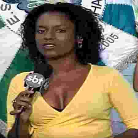 Shirley Cruz já foi repórter do SBT Brasil - Reprodução/YouTube