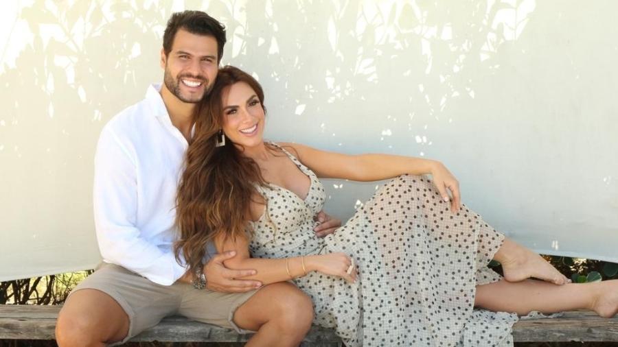 Marcelo Bimbi e Nicole Bahls - Vinny Nunes/Divulgação