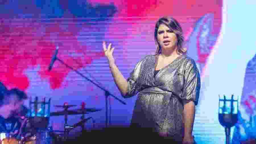 Marília Mendonça está grávida de seu primeiro filho - Divulgação/ @randesfilho