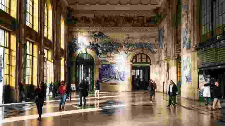 A estação São Bento - Associação de Turismo do Porto e Norte - Associação de Turismo do Porto e Norte