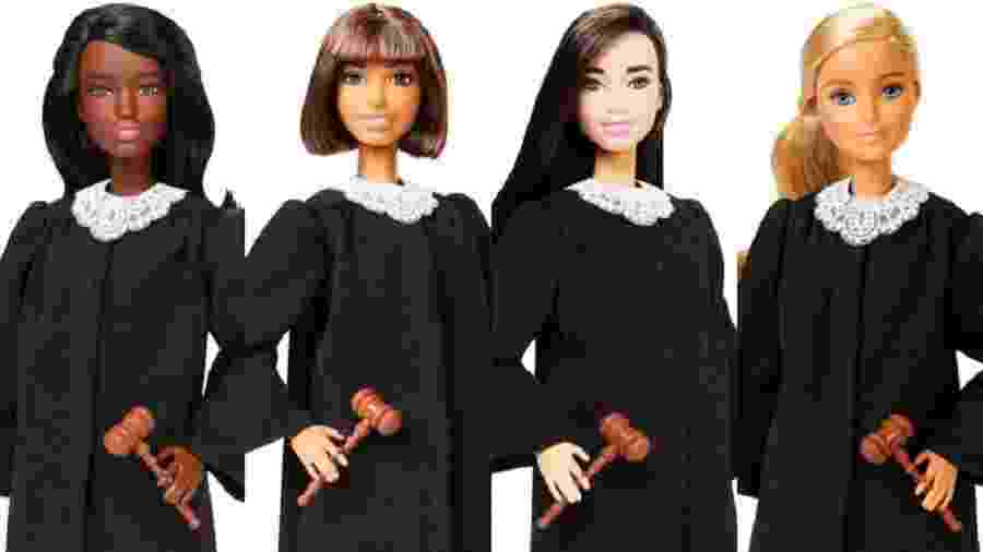 Barbie Juíza - Divulgação/Mattel