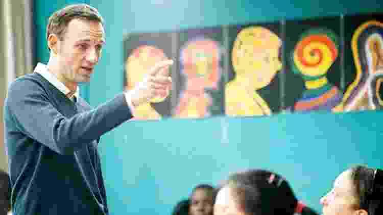 François Bégaudeau em Entre os Muros da Escola  - Divulgação - Divulgação