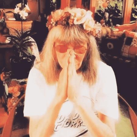 Rita Lee vive quietinha em um sítio - Reprodução/Twitter