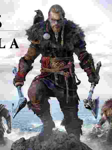 Assassin's Creed Valhalla - Divulgação/Ubisoft - Divulgação/Ubisoft