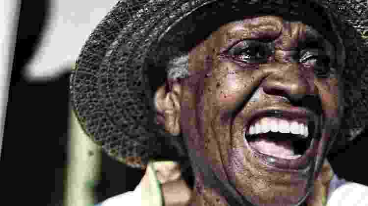 Barbadiana Ursula Maloney clicada pela fotógrafa Marcela Bonfim para o projeto - Marcela Bonfim - Marcela Bonfim