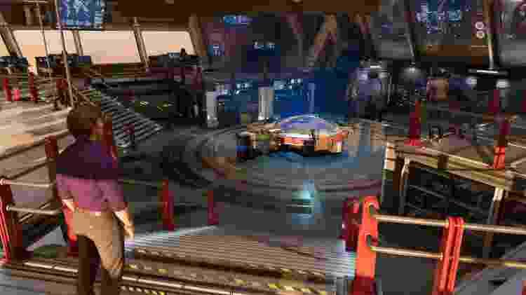Game Vingadores - Reprodução/Bruno Izidro - Reprodução/Bruno Izidro
