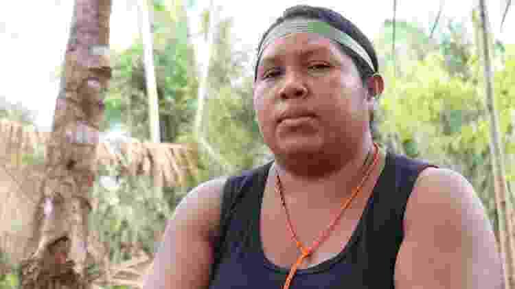 A guerreira Rosilene Guajajara - Sarah Shenker/Survival - Sarah Shenker/Survival