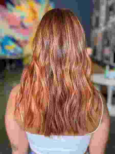 windy hair ruivo - Reprodução redes sociais - Reprodução redes sociais