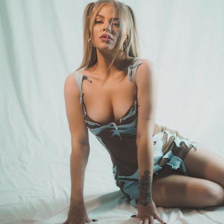 Luísa Sonza responde seguidora sobre procedimento estético - Reprodução/Twitter