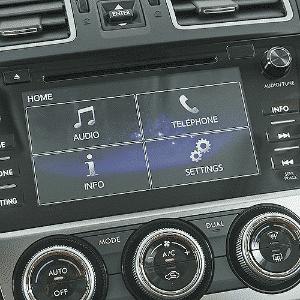 Subaru Impreza XV 2016 - Divulgação