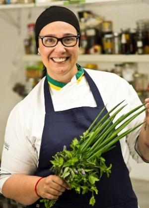 """A chef de cozinha Paula Labaki trabalha como consultora da edição brasileira do """"MasterChef"""""""