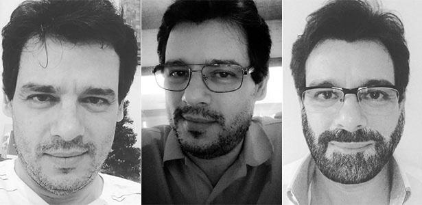 Transformação: Celso Portiolli aproveita as férias para deixar a barba e o bigode crescerem - Reprodução/Instagram/celsoportiolli