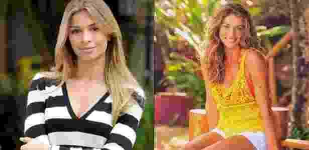"""Grazi Massafera foi protagonista em """"Negócio da China"""" e """"Flor do Caribe"""" - Divulgação/TV Globo - Divulgação/TV Globo"""