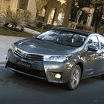 Toyota Corolla 2016 - Divulgação