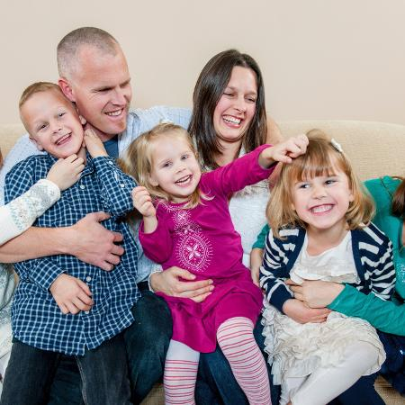 Tamanho da família tem uma base genética - Getty Images
